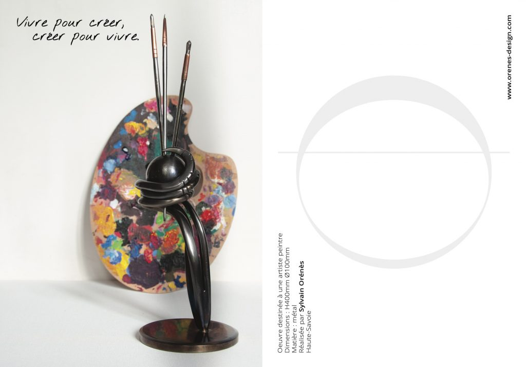 Cartes Postales Orenes Design